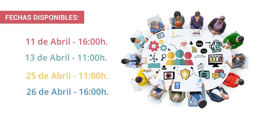 Sesiones informativas TEA Ediciones - PRESENCIALES Y GRATUITAS