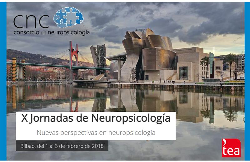 X Jornadas de Neuropsicología que organiza el CNC