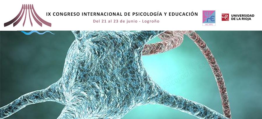 IX Congreso Internacional de Psicología y Educación organizado por @acipe_es #cipe2018