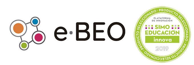 e-BEO producto de vanguardia para el aula SIMO Educación 2019