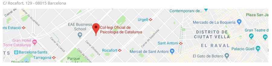 Col·legi Oficial de Psicòlegs de Catalunya