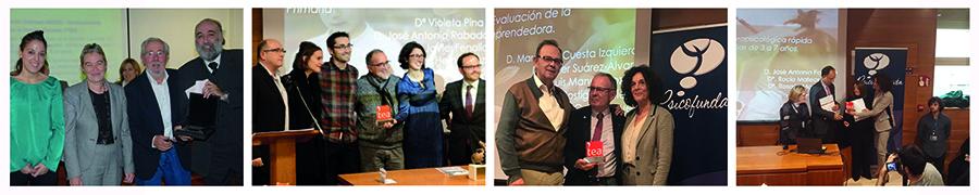 """Pruebas premiadas en Premio TEA Ediciones """"Nicolás Seisdedos"""" #PremioTEAEdiciones #Psicología"""