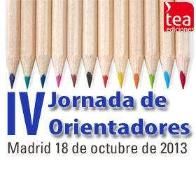 IV Jornada de Orientadores de TEA Ediciones
