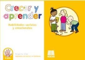 """Resultado de imagen de VIDAL, M. """"Crecer y aprender. Habilidades sociales y emocionales"""". ICCE."""