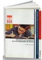 PROGRAMA DE REFUERZO DE LA COMPRENSIÓN DE TEXTOS. Nº 1
