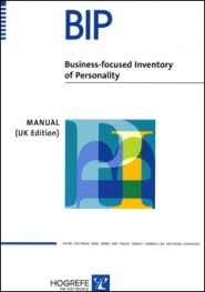 BIP, Business-Focused Inventory of Personality: UK Version