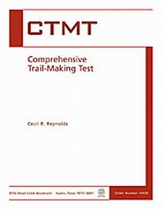 CTMT, Comprehensive Trail-Making Test