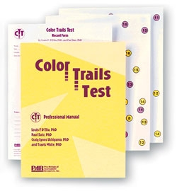 CTT, Color Trails Test