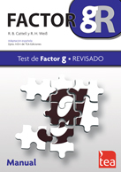 Factor g-R. Test de Inteligencia No Verbal