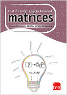 MATRICES. Test de Inteligencia General.
