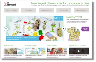 NRDLS, Reynell Developmental Language Scales