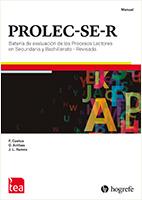 PROLEC-SE-R. Batería para la Evaluación de los Procesos Lectores en Secundaria y Bachillerato - Revisada.