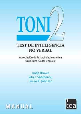 TONI-2. Test de Inteligencia No Verbal