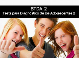 BTDA-2 Tests para Adolescentes
