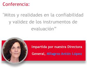 TEA Ediciones - Conferencia Milagros Antón en el CONGRESO INTERNACIONAL SER HUMANO
