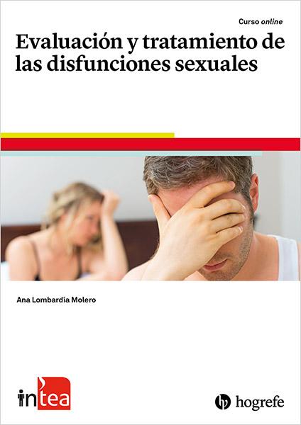 Curso TEA Ediciones - inTEA - Disfunciones Sexuales vía @TEAEdiciones