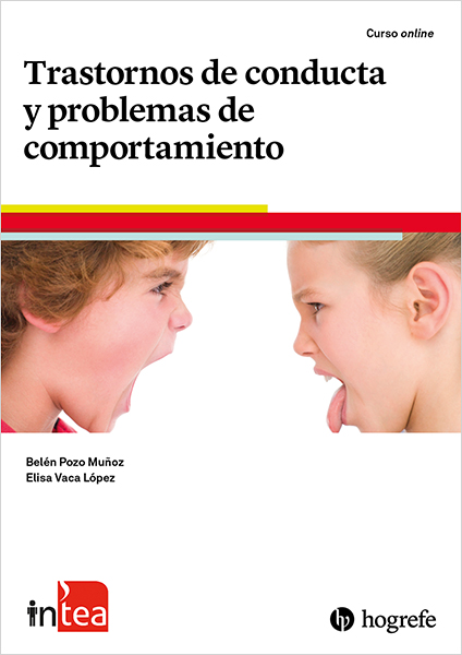 Curso TEA Ediciones - inTEA - Trastornos de conducta y problemas de comportamiento vía @TEAEdiciones