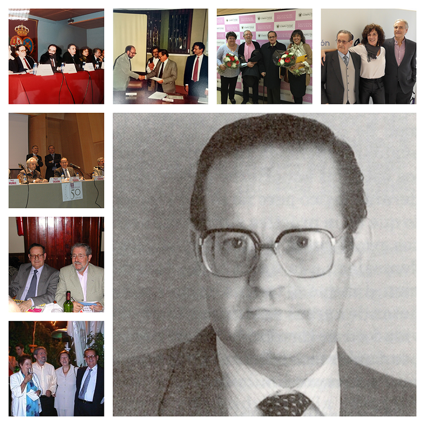 Hasta siempre D. Agustín, ha sido un orgullo para todos nosotros trabajar, aprender y crecer a su lado.