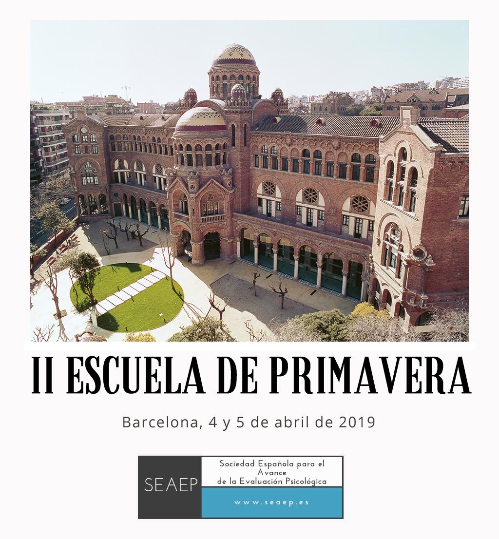II Escuela de Primavera de la SEAEP