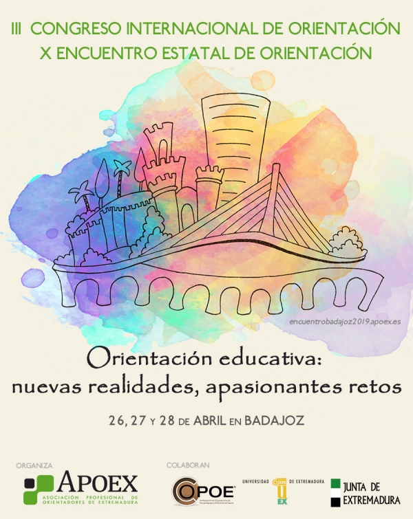 III Congreso Internacional de Orientadores y X Encuentro Estatal de Orientadores