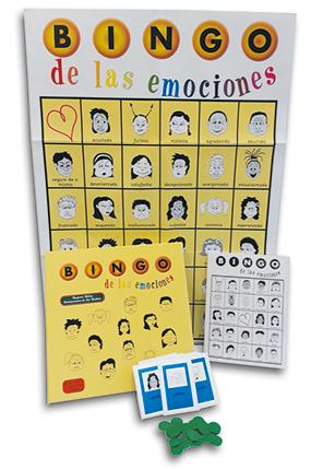 Juego El Bingo de las emociones