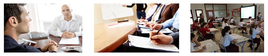 Procesos de selección RRHH | Evaluaciones en colegios