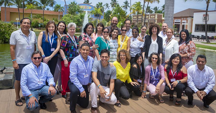 IX Convención Internacional de Representantes autorizados de TEA Ediciones en Latinoamérica
