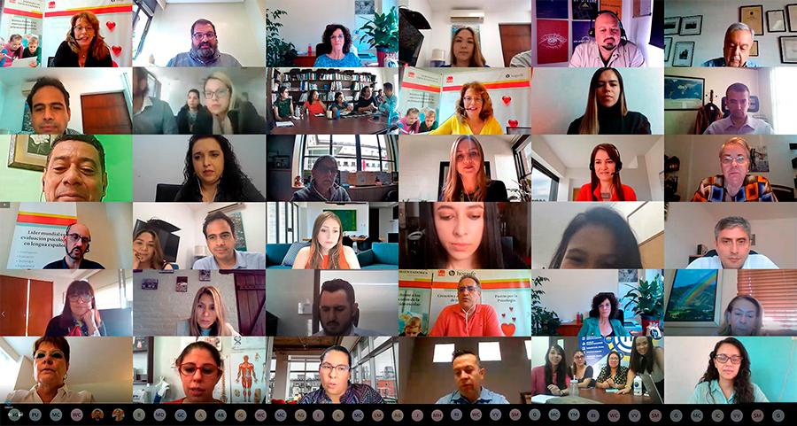 Representantes autorizados de TEA Ediciones en Latinoamérica
