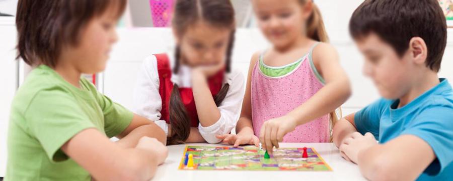 Terapia con juegos de intervención