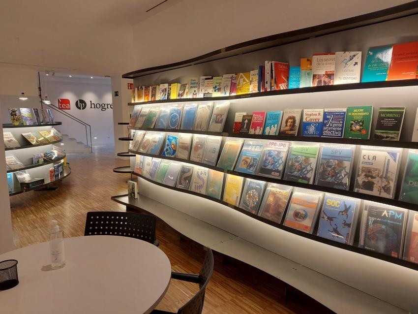 Nuevas instalaciones Hogrefe TEA Ediciones Madrid