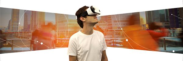 Evalúa con plataforma de realidad virtual