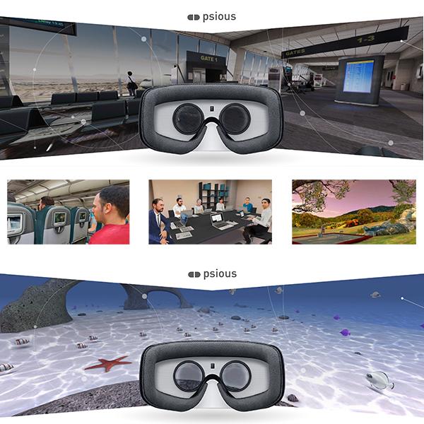 Entornos de realidad virtual