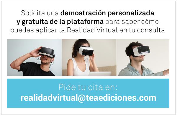 Prueba gratuita Realidad Virtual PSIOUS